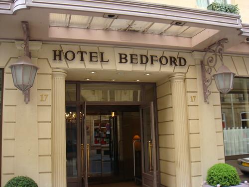 Hotel bedford par s francia rincones secretos for Hoteles en paris