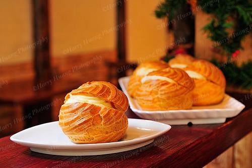 3_D303822-Puff, Dessert, Restaurant, Food, Taiwan 泡芙-食品-飲食-餐飲-甜點