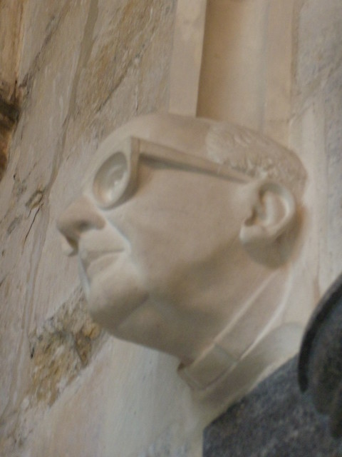 New Head, Chichester Cathedral