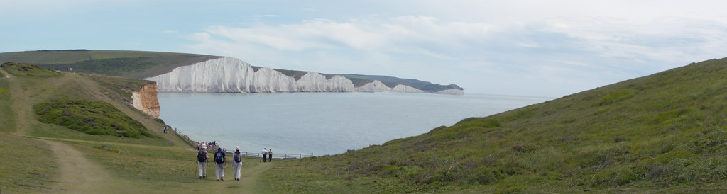 The Seven Sisters Seaford to Eastbourne