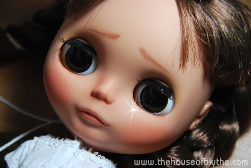 Heather Sky Cry Blythe [Custom for my customer]