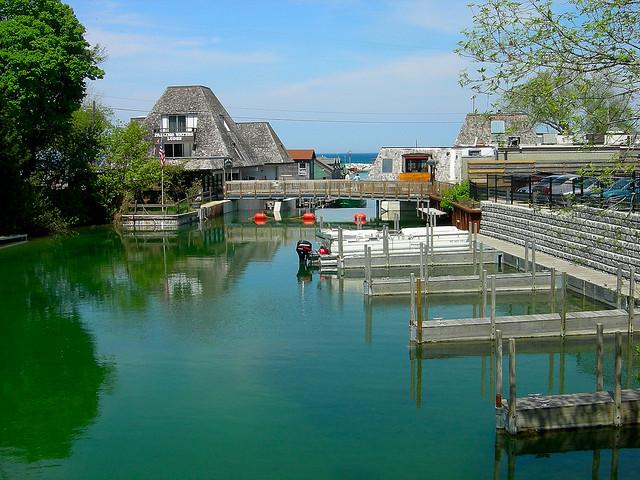 Fishtown leland mi explore bluejacket 39 s photos on for Fish town usa