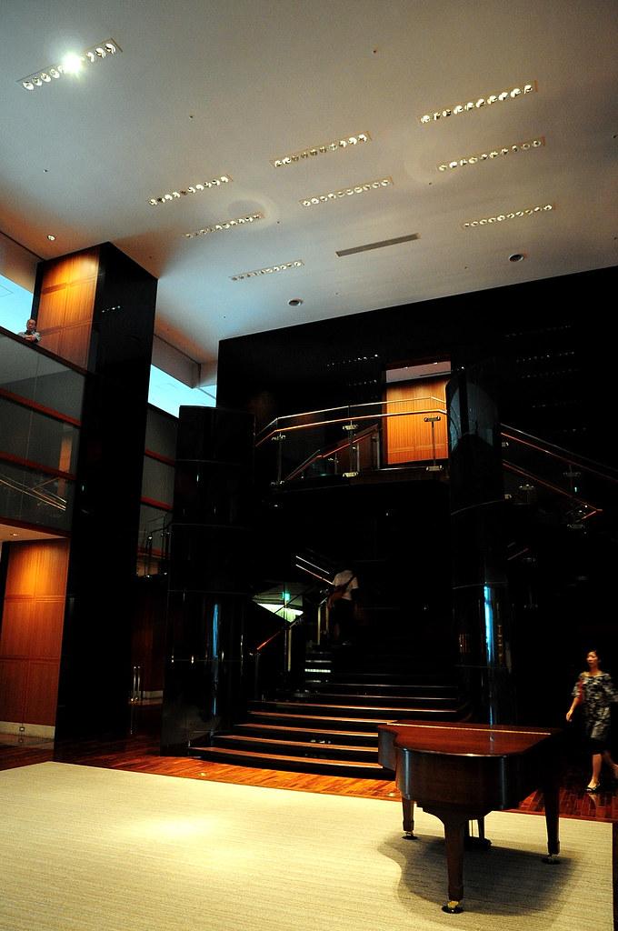 BELVEDERE-D4TOKYO的大廳