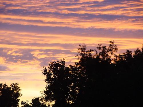 morning sky sunrise md july 2009 ellicottcity takenbyjackie