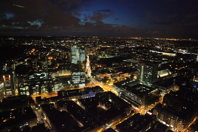 London at Night - Flickr CC scobleizer