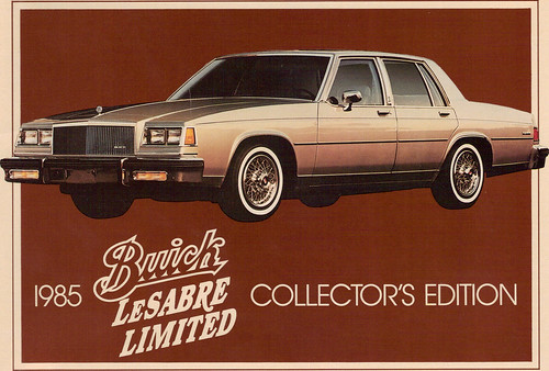 1985 Buick LeSabre Limited Collector's Edition by coconv