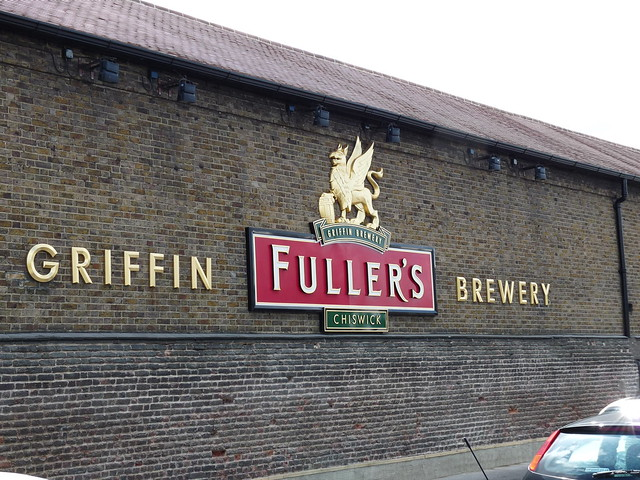 Fuller's Griffin Brewery