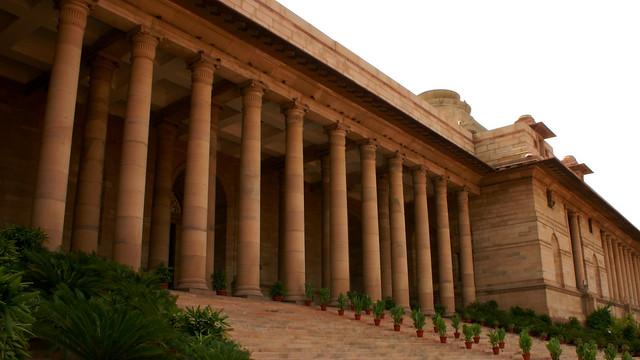 Rashtrapati Bhavan In Delhi