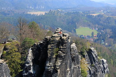 Sächsische Schweiz April 2010