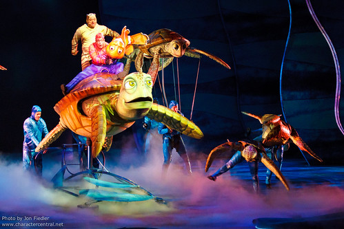 WDW April 2011 - Finding Nemo - The Musical