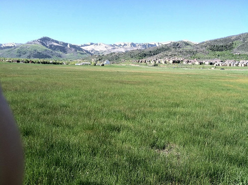 Park City Meadows and Mountains by jotter
