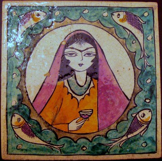 a jewish iranian woman from Esfahan