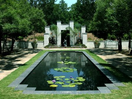 Hill Garden - Birmingham Botanical Gardens