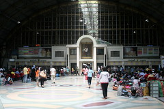 Hua Lamphong Station Concourse