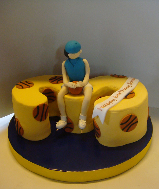 3 Year Old Boy Cake