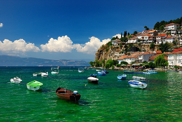 Ohrid Saraishte