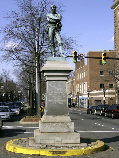 Memorial to the Confederate Dead of Alexandria