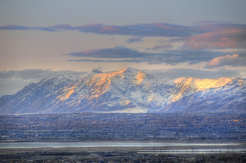 sunset utah benlomond dri ogden hdr layton webercounty daviscounty farmingtonbay photomatix alpineglow jssutt jeffsuttlemyre