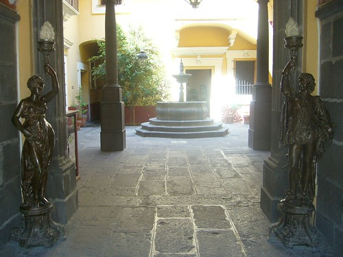 El museo del Alfeñique