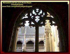 Monasterio de San Juan de los Reyes (Toledo) España
