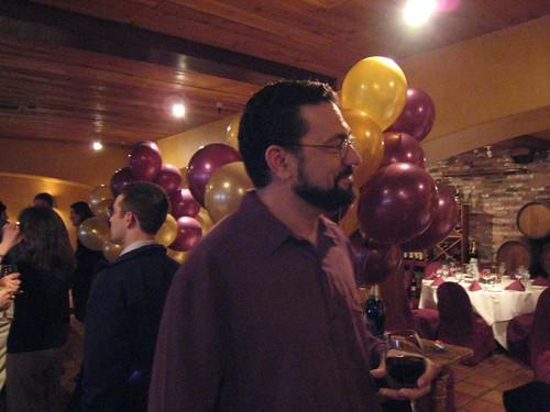 John Steinberg's Birthday Party, Kuleto's T… IMG_7803