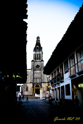 Calle en Cuetzalan - Puebla
