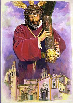 Cartel IV Centenario Hermandad de Jesús
