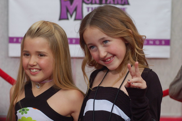 Emily Grace Reaves & Noah Cyrus | Flickr - Photo Sharing!