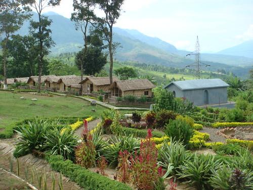 Ethnic Village near Jatinga-A must tourist destination