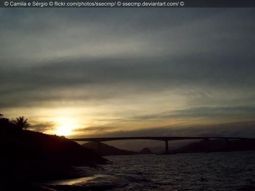 bridge sunset sun sol nature do natureza ponte pôrdosol 太陽 大自然 夕焼け 橋 pôr はし 日没 ゆうやけ たいよう だいしぜん にちぼつ
