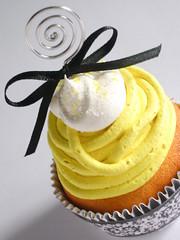 Mont Blanc Faux Cupcakes