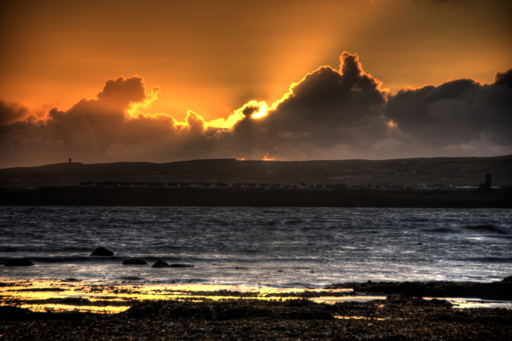 County Clare Sunset