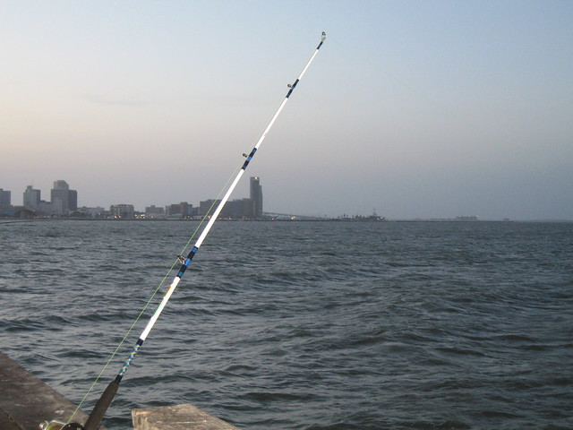 fishing rod corpus christi tx flickr photo sharing