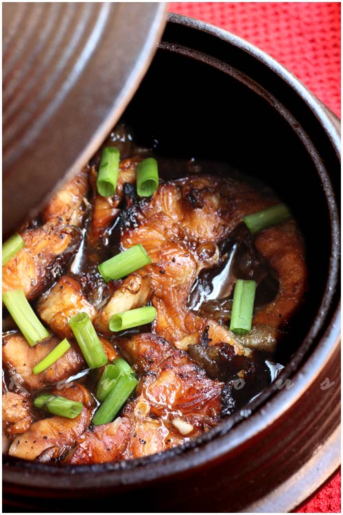 ravenous couple cooking up life ca kho to vietnamese ForClay Pot Fish