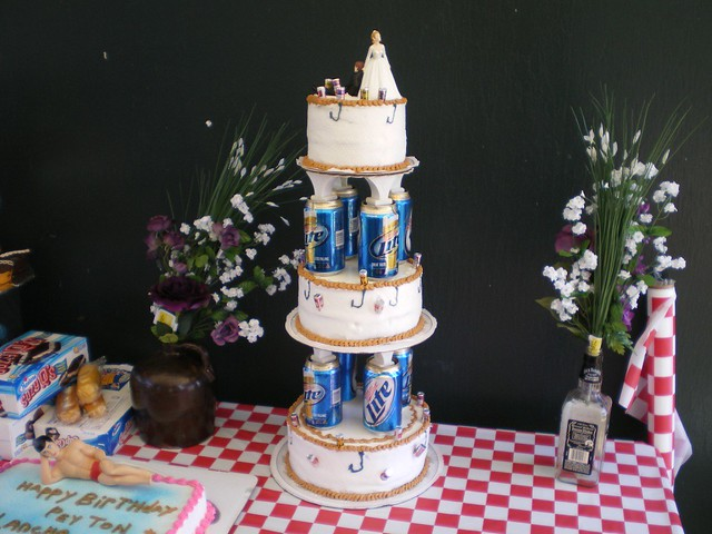 Redneck Wedding Cakes Pictures