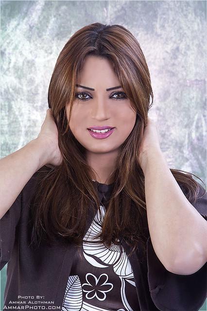Abeer Ahmad الفنانة عبير احمد