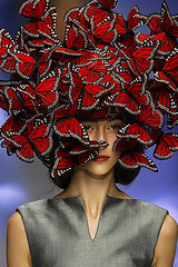 50f15232f14 Butterfly hat