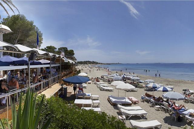 Malibu 2011, Ibiza Beach Restaurant