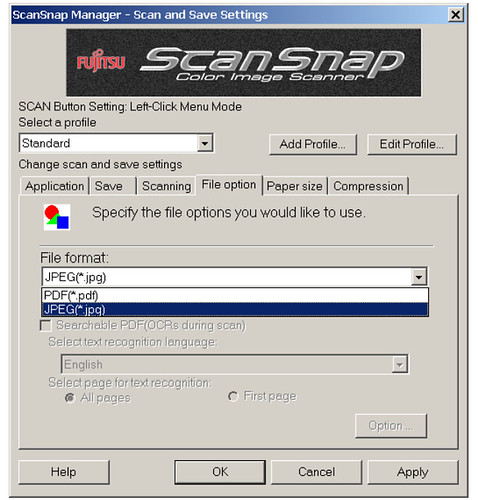 Install S1500 Scanner on Microsoft OS  Fujitsu ScanSnap Community
