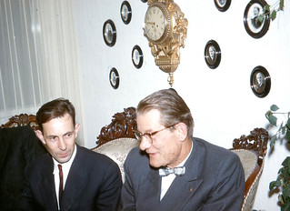 Ljungby - Erik Gustavsson and Folke Heiling (1958)
