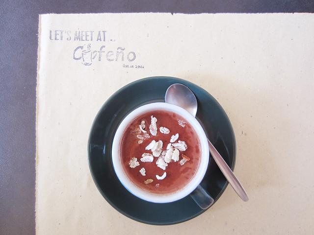 Cafeño