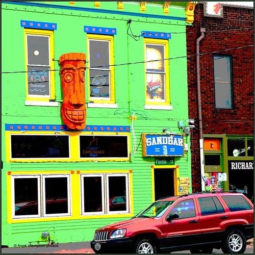 color lawrence downtown d70 sandbar kansas buildingfacade