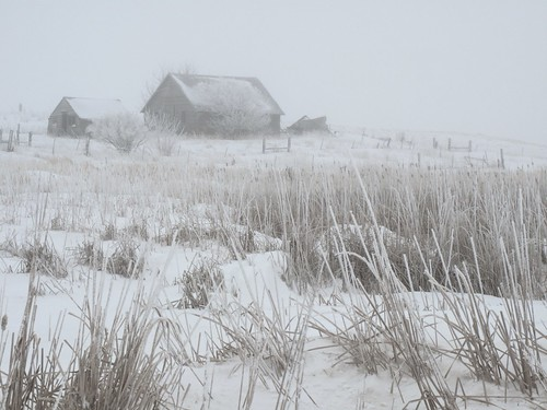 snow building abandoned minnesota frost unitedstates wind farm rustic structures homestead ruthton ruthtonsw