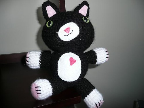 Amigurumi Kitty