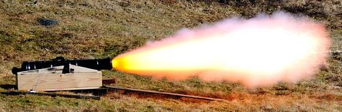 ball fire nikon iron shoot shot salute cannon kanon salutation d300 1685 skott skjut nikond300