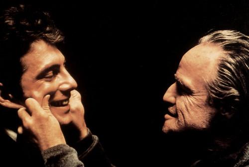 The Godfather - Carlo Rizzi & Vito Corleone