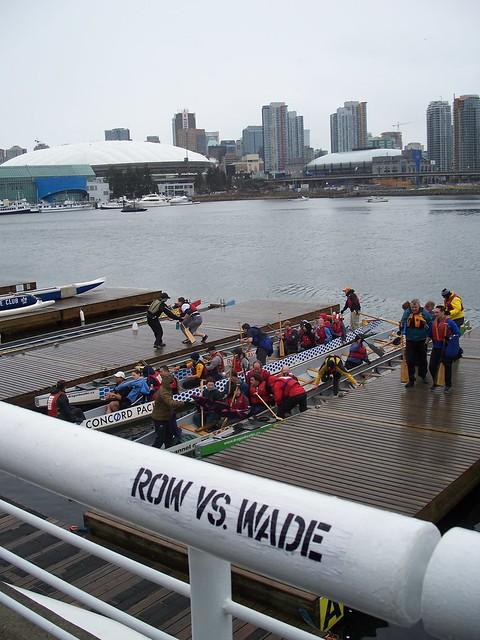 row vs. wade