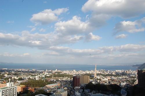 Beppu Bay / 別府湾