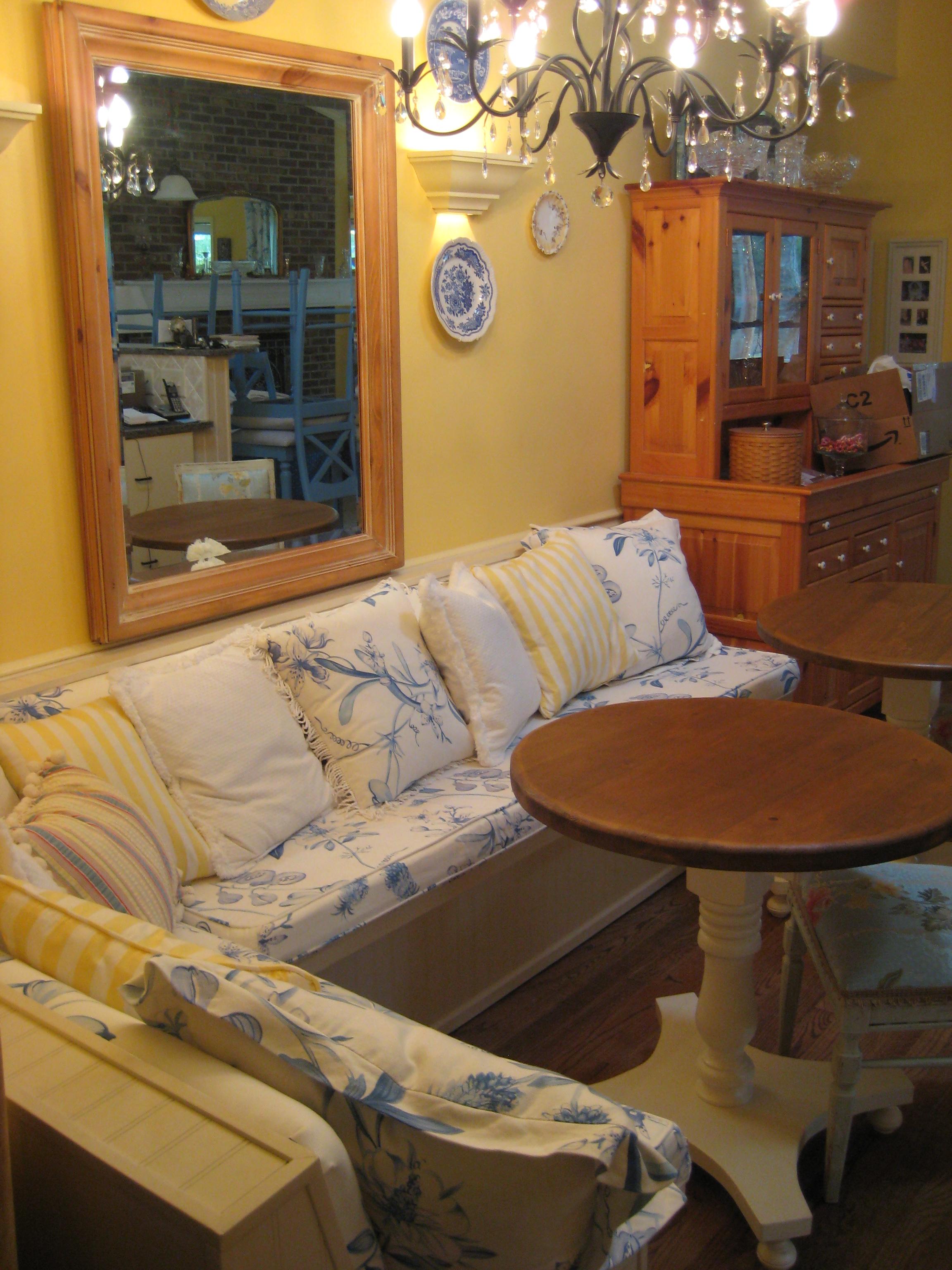 built in kitchen bench flickr photo sharing. Black Bedroom Furniture Sets. Home Design Ideas