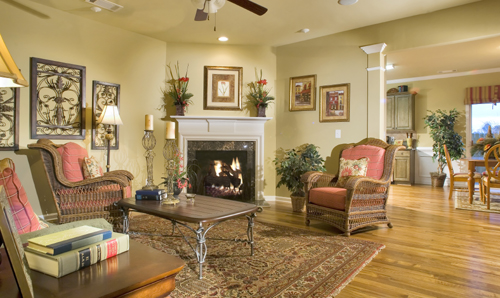 Model Home Interior Flickr Photo Sharing